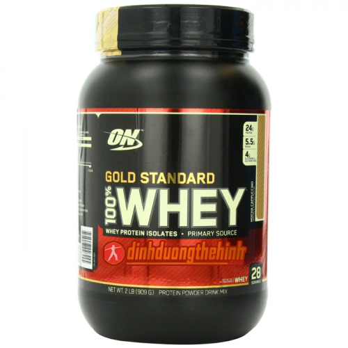 100 whey gold standard 2lbs