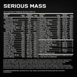 sua tang can serious mass