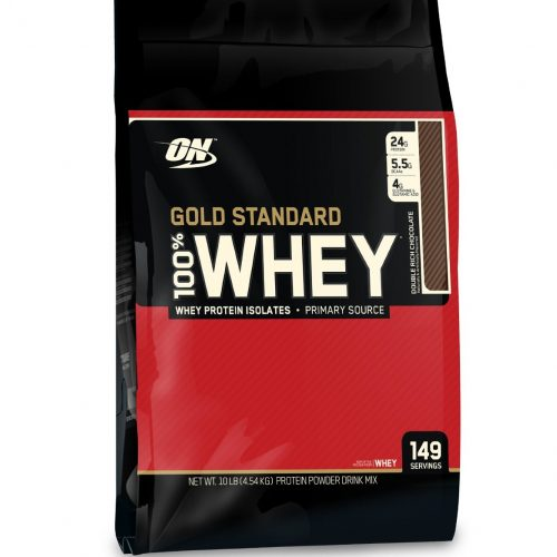 whey gold 10lbs
