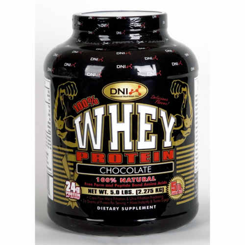100 whey protein dni 5 lbs