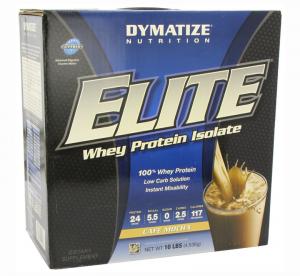 Dymatize Elite 100 Whey Protein 10 lbs