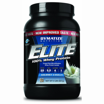 Dymatize Elite 100 Whey Protein 2 lbs