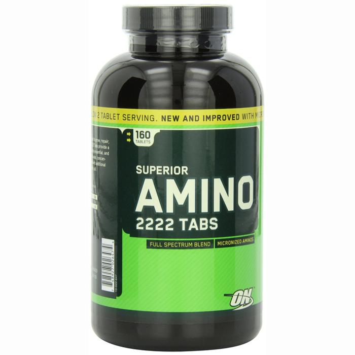 Superior amino 2222 tabs 160 vien