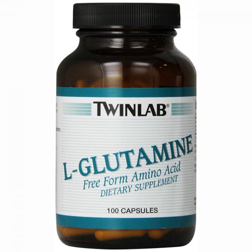 Twinlab l-glutamin 100 capsules