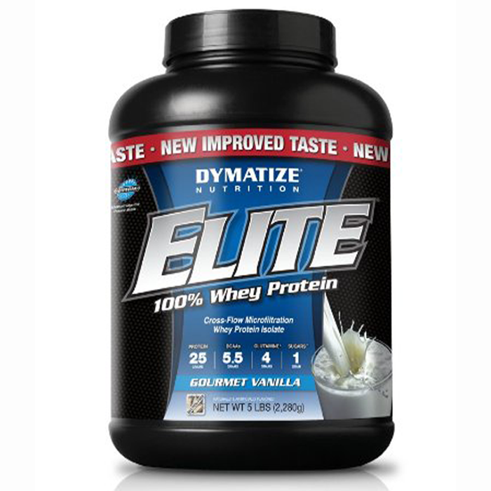 elite whey protein isolate