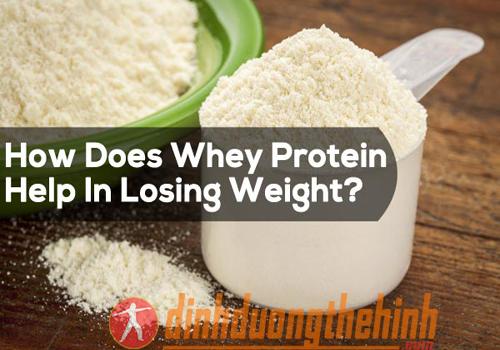 whey protein tang co giam mo