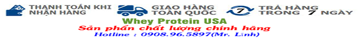 Whey Protein Việt Nam