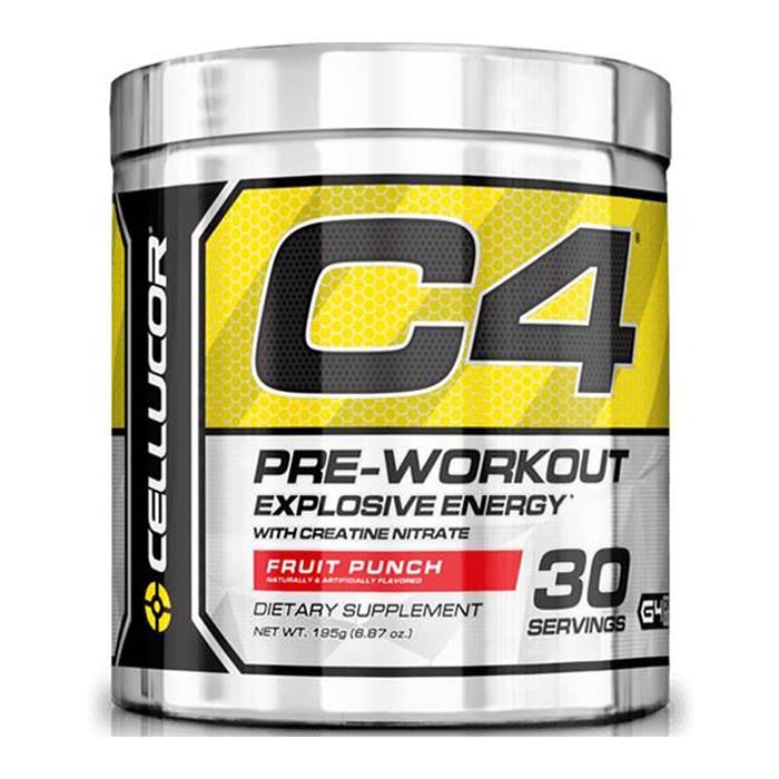 Tăng sức mạnh (Pre – workout)