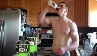 Bí quyết dùng sữa tăng cân để đạt hiểu quả cao hơn