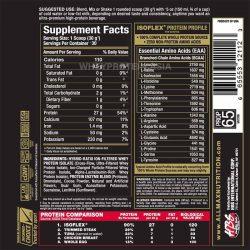 allmax nutrition isoflex 2lbs