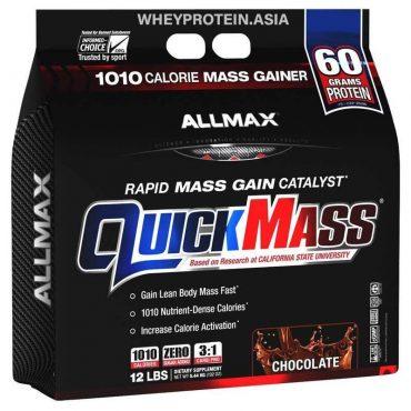 Allmax Nutriton Quickmass Gainer 12lbs