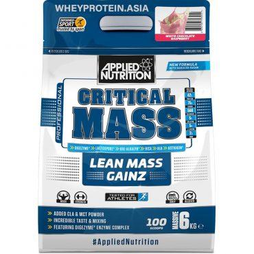 Applied Nutrition Critical Mass Gainer 6kg